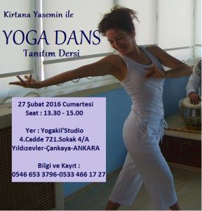 yogakil tanıtım dersi